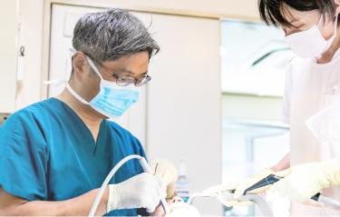 安心と信頼の歯科治療を
